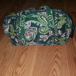 Vera Bradley Chelsea Green shoulder bag